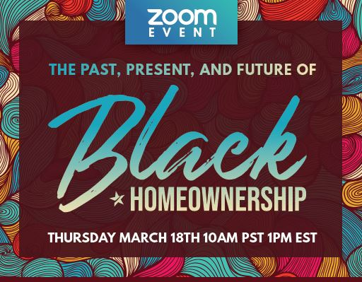 The Past, Present, and Future of Black Homeownership