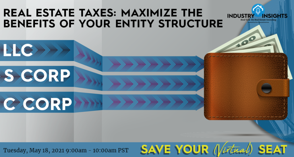 Maximizing Your Corporate Real Estate Tax Benefits